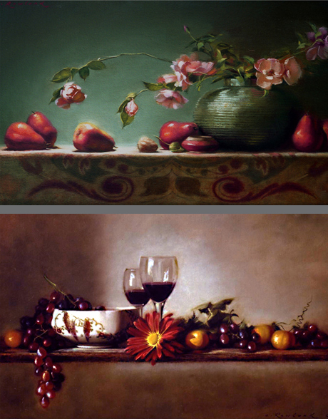 Studio Still-lifes, Set Two