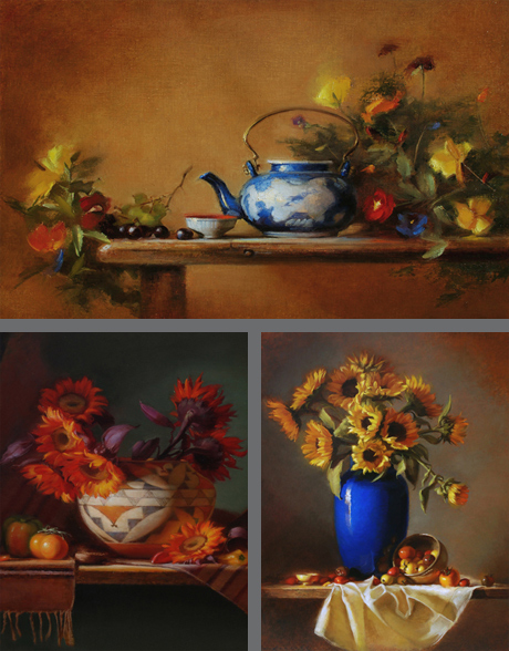 Studio Still-lifes, Set Five